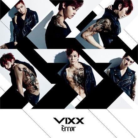 日本1stシングル「Error」
