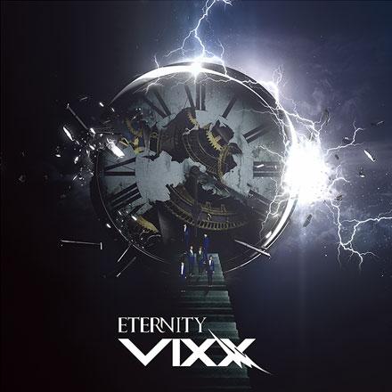 4th シングル「ETERNITY」