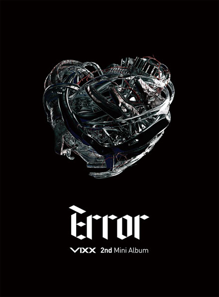 2nd ミニアルバム「Error」