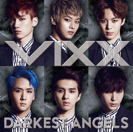 日本デビューアルバム「DARKEST ANGELS」
