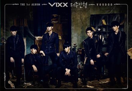 1st アルバム「VOODOO」