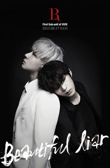 Mini Album「Beautiful Liar」LR