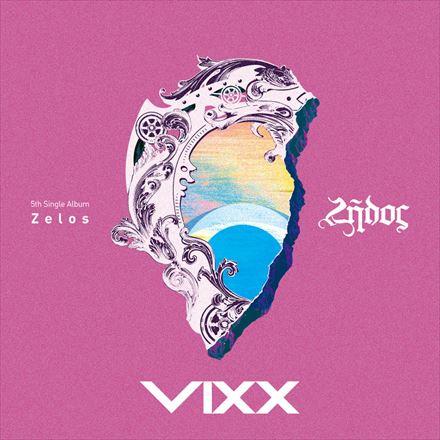 5th シングル 「Zelos」