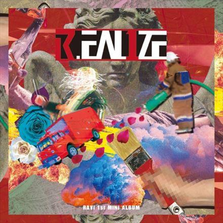 RAVI 1st MINI ALBUM [R.EAL1ZE]