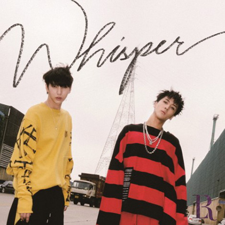 2nd Mini Album 「Whisper」 LR