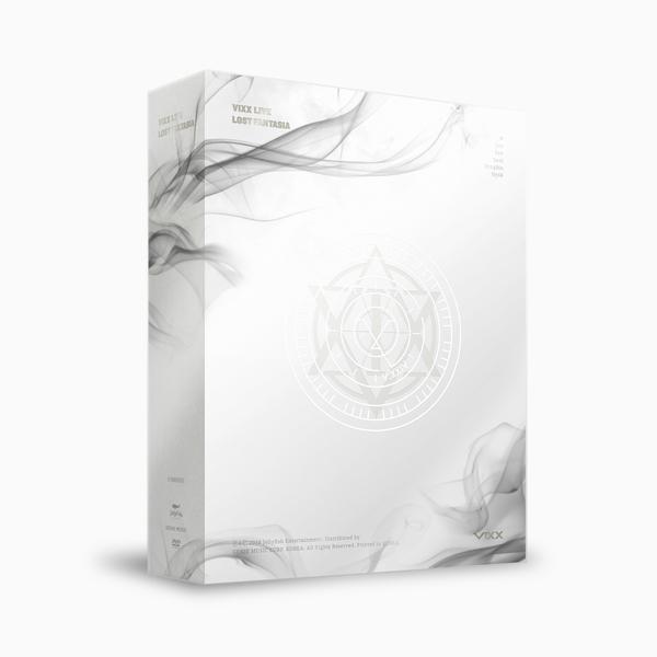 VIXX LIVE LOST FANTASIA DVD(日本限定盤)