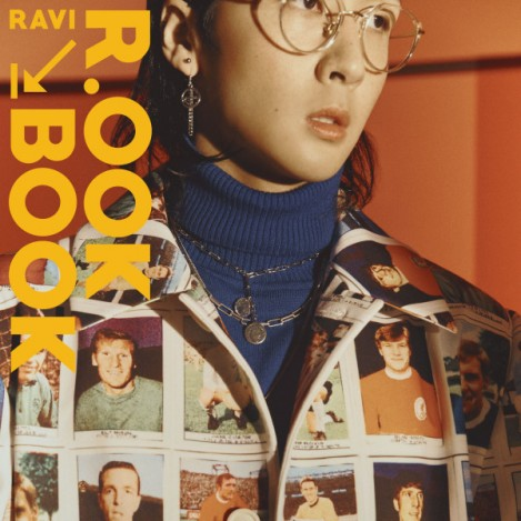 RAVI 2nd MINI ALBUM [R.OOK BOOK]